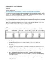 30 Gel Electrophoresis Practice Worksheet - Worksheet ...
