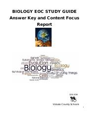 2016 BIOLOGY EOC study guide ANSWER KEY for ALL 225 Questions.pdf