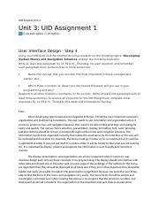 UID Projects Unit 3.docx