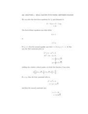 Engineering Calculus Notes 350