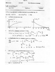 Test 1 Solutions