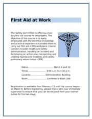WL1-C5-A3-FirstAidCourse