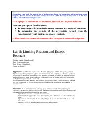 Russell-S1105-Limiting-and-Excess-Reactants