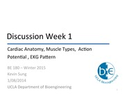 BE180 Discussion Week 1 - Sung