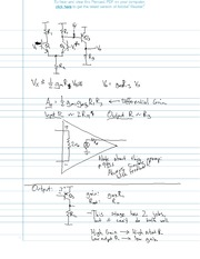 ME 491 Electric Modelling Notes