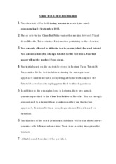 Instructions for Class Test 1_Week 8