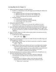 Chemistry II Test 3 Learning Objectives.docx