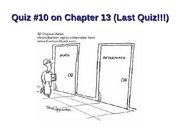 chapter13 Quiz-Key