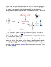 Wind Effects on Aircraft in Flight.docx