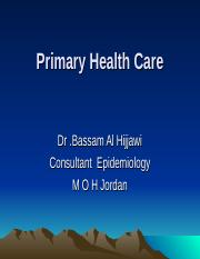 Primary Health Care.ppt