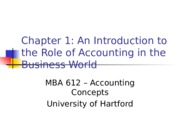 MBA612 Chapter 1 Online(1).ppt
