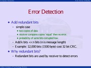 Lecture11_ErrorDetection