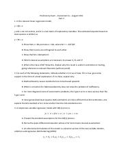 Exams_Preliminary_2011b_August_StatsMetrics Part II_McNown