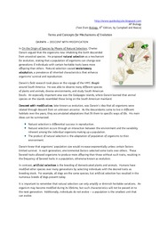 10957818-AP-Bio-Terms-and-Concepts-for-Mechanisms-of-Evolution-Guide