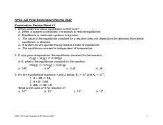 APSC132_Multiple_Choice_Review_2010