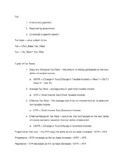 Tax Acct Notes - Chapter 1