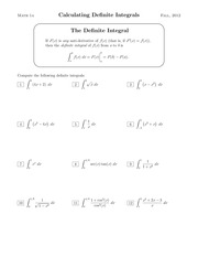 30-calculating-definite-integrals, featuring solutions