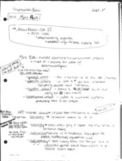 Chapter 4 Notes- Mens Rea