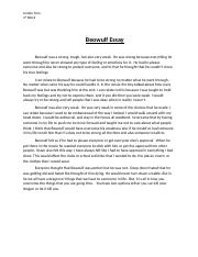 Beowulf Response (2).docx