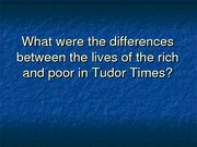 life_in_tudor_times