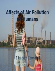 Affects of Air Pollution on Humans.pptx