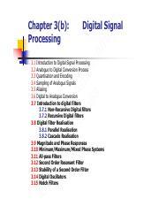 DSP5B pdf - h ira ja Digital Signal Pr U ofe N SW ss or,A E