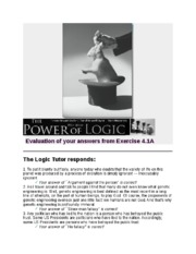 Logic Exercise 4.1, 4.2, 4.3 ODD.docx