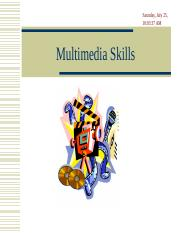MM9 Multimedia Skills.ppt