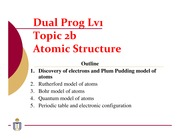 02b Atomic Structure