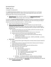 Ch1 Notes and Assessment 1A - 1C