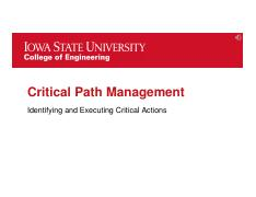 IE 563 Critical Path Management Fall 2015.pdf
