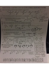 orgo test 2- Acidity&Protonation (mattern)