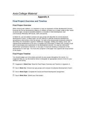 AED-202 Appendix-A- FINAL Project timeline