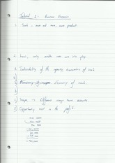 Economies of Scale Notes2