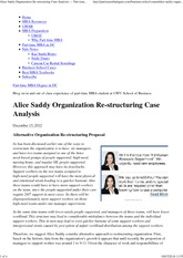 alice saddy Abstract ere individual case managers, support workers and human resources manager morning at the alice shady association which is a non-profit organization london and ontario supporting.