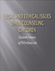 Legal and Ethical Issues When Counseling Children.pdf