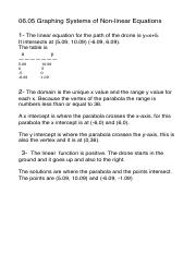 06.05 Graphing Systems of Non-linear Equations.pdf