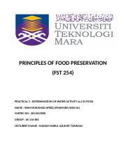 DETERMINATION OF WATER ACTIVITY (aw) IN FOOD.docx
