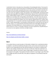 Comprehensive problem 1 - Business Organization and Part 3.docx