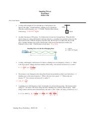 20 Answers_Standing_Waves