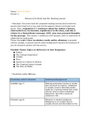 Roush Copy of 1 Between the World and Me_ Reading Journal Template.docx