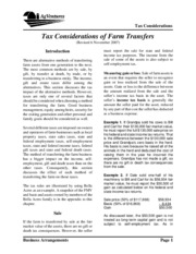 05-Tax Considerations.2007.11.06