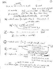 Class 2 Notes