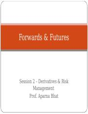Forwards&FuturesPricing_New