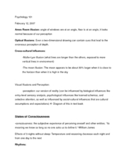 PSYCH Notes 2-12-first half