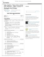 IOE Syllabus - Object Oriented Analysis and Design _ IOE NOTES.pdf