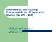 Measurement+and+Scaling,Part+1