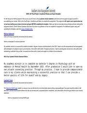 SNHU 107 Final Project I Academic Mission Statement and Goals Template.docx