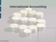 Chap 18 - International Financial Management and Accounting1