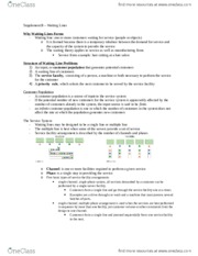 Supplement B Notes